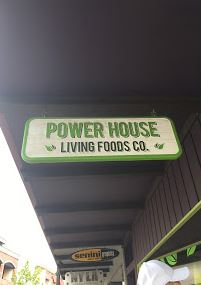 Power House Living Foods Co. in Nanaimo, BC